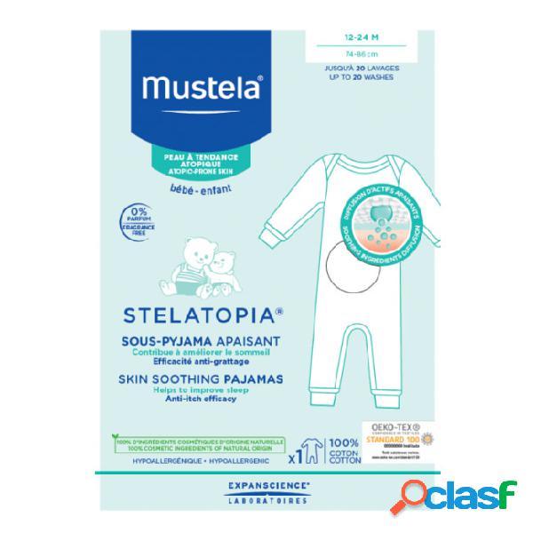 Mustela bebé stelatopia pijama calmante 12-24m 1unid.