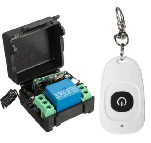 Interruptor comando sem fios electrico casa motor portao