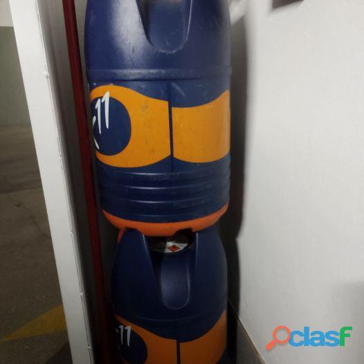 2 Botijas de gás Repsol K11