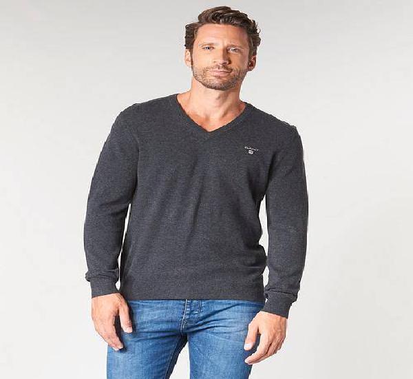 Camisola gant cinza escuro tamanho m (veste + s)