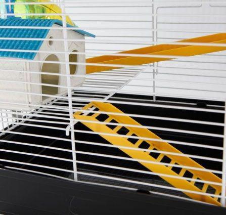Gaiolas para hamster novas! portes grátis