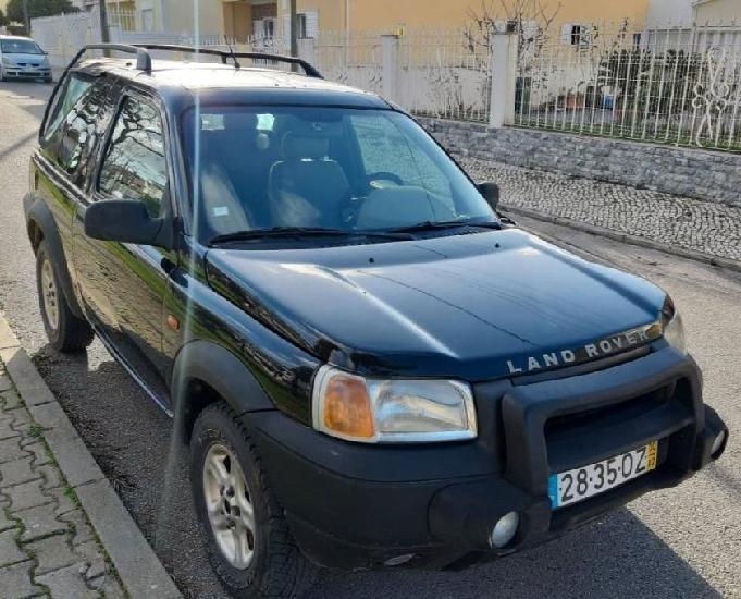 Land rover freelander 130 mil km c novo 2000€