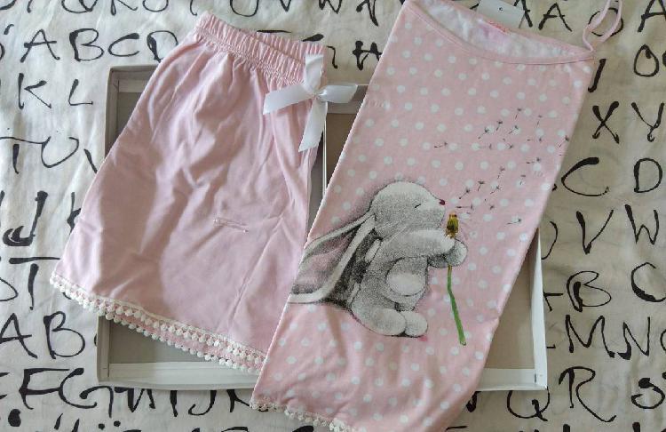 Pijama 12+ anos novo ainda na caixa