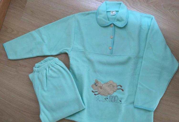 Pijama polar l - novo