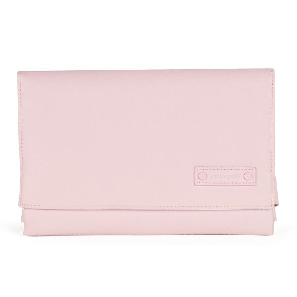 Muda fraldas pasito a pasito essentials rosa