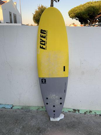 Prancha surf 6.6 new fcs ii