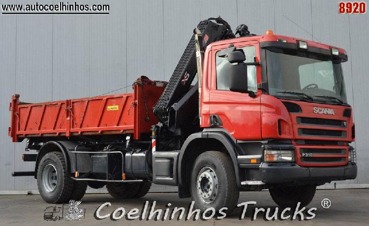 Scania p310 para venda - portugal