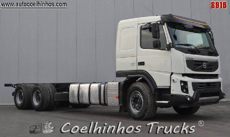 Volvo fmx 500 para venda - portugal