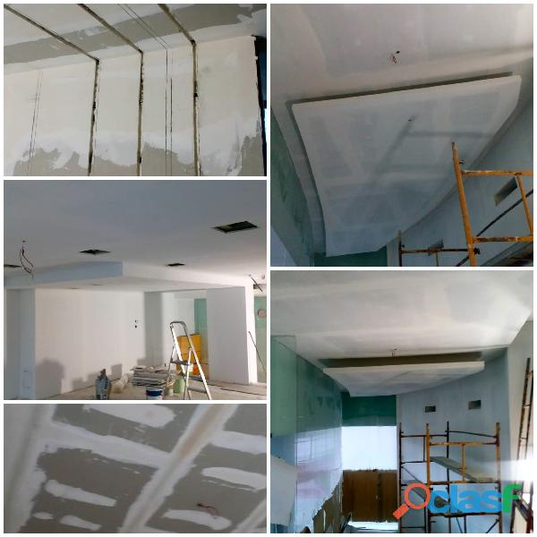 Remodelações gerais, restauração apartamentos moradias lojas etc