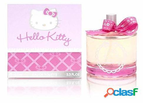 Hello kitty call me proncess set edt 50 ml + box
