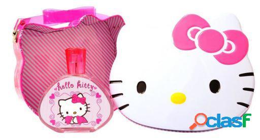 Hello kitty kitty eau de toilette 100 ml+ caja merienda