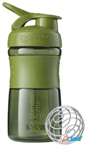 Blender bottle sportmixer moss green 590 ml 590 ml