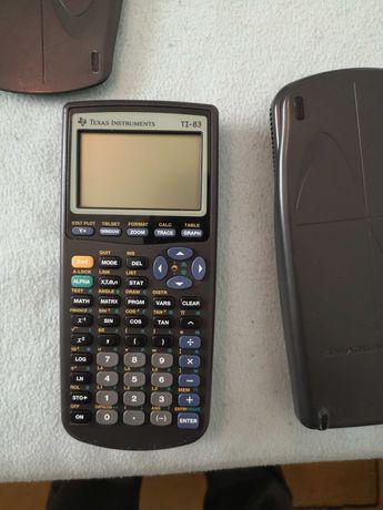 Calculadora texas ti 83