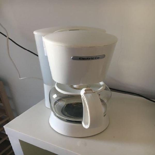Máquina café filtro electric co