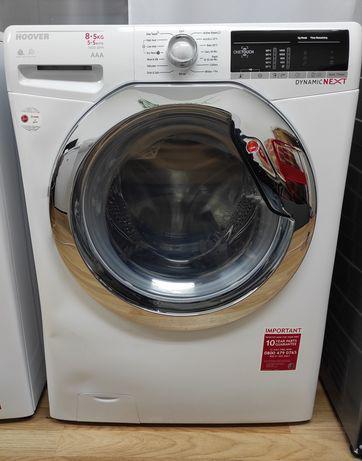 Máquina de lavar/secar nova c/garantiahoover 8/5kg aaa