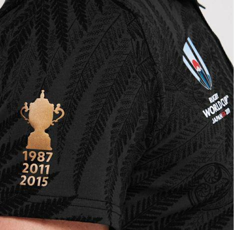 Polo rugby all blacks