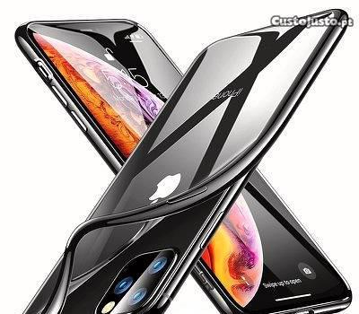 Capa traseira esr para apple iphone 11 pro preto