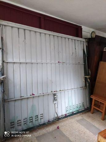 Portão garagem basculante 2,00 x 2,20