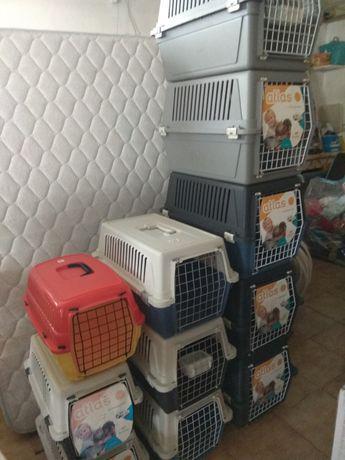 Transportadora para gato ou cão porte pequeno
