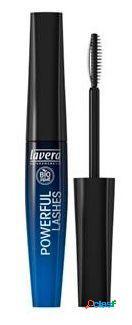 Lavera mascara de cílios powerful black 13 ml