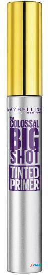 Maybelline volum express big shot mascara matizado closeup