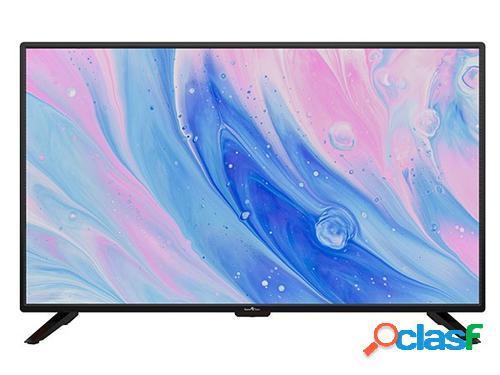 """Smart-tech smt40z30fc1l1b1 tv 100,3 cm (39.5"""") full hd preto"""