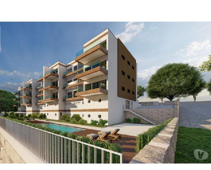 Algarve, albufeira, apartamentos t2 e t3 com vista mar e