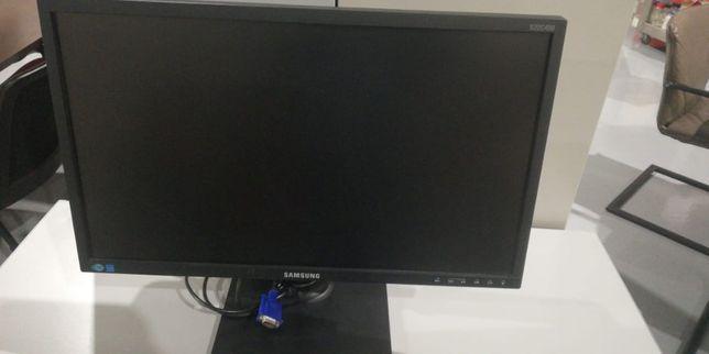 Monitor samsung rotativo