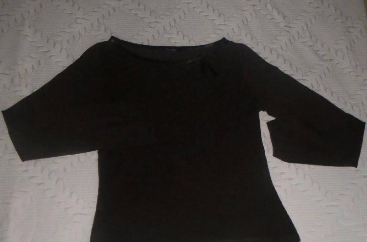 Camisola tintoretto castanha, 100% algodão - s/m