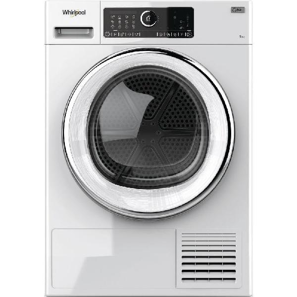 Máquina de secar roupa classe a++ 9kg st u 92x eu (branco)