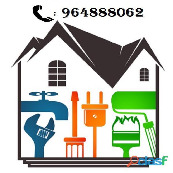 Multi serviços: obras, reformas, remodelação, manutenção, .