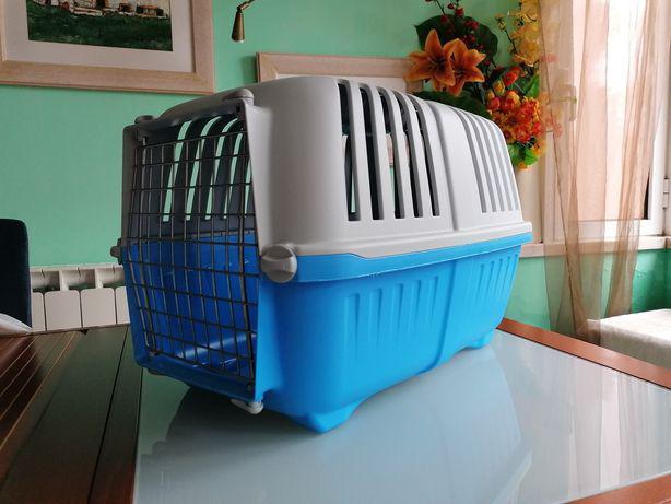 Caixa transportadora para gato de grande dimensão