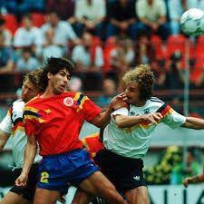 Camisola adidas colombia 1990 2 escobar l
