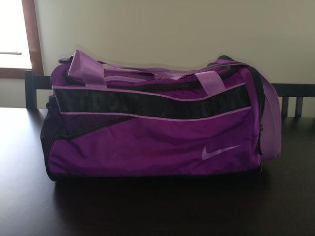 Conjunto 3 sacos desporto: nike, deeply e sportzone -