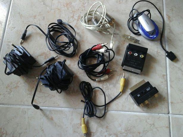 Varios artigos para aparelhos eletricos