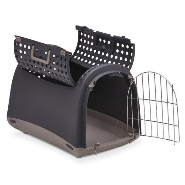 Caixa de transporte imac linus cabrio para gatos e cães de