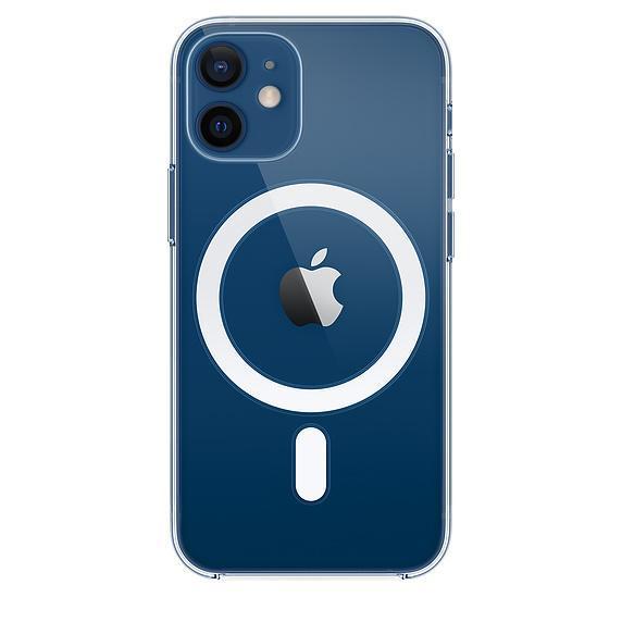 Capa apple clear case iphone 12 mini