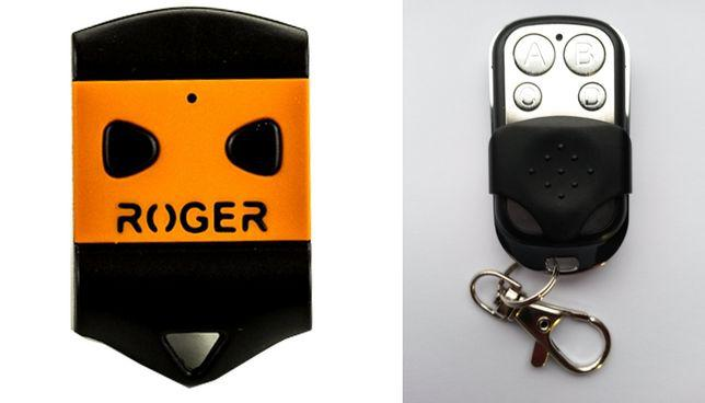 Comando compatível marca roger | roger tx22 / roger tx14 /