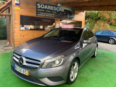 Mercedes benz a 180 cdi urban bi-xenon 217?/mês