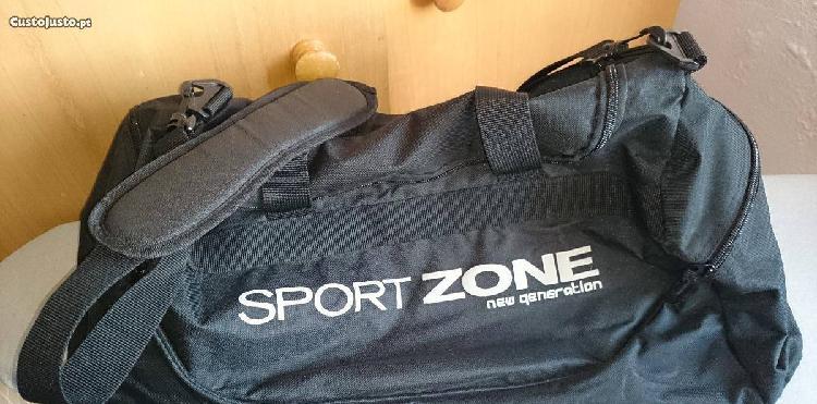 Saco desporto sport zone preto