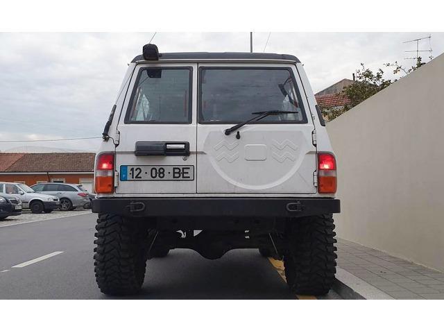 Nissan patrol gr fulltt-homologado 1300€