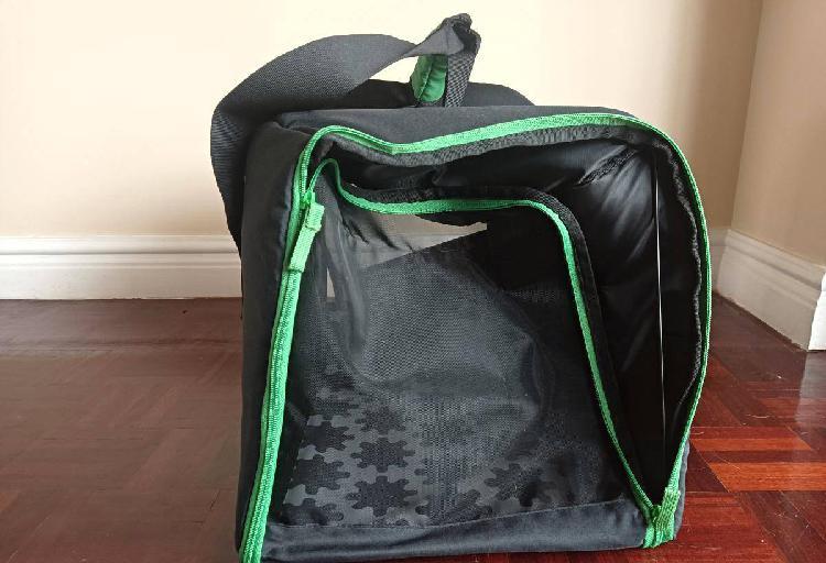 Mala ou saco de transporte de animais