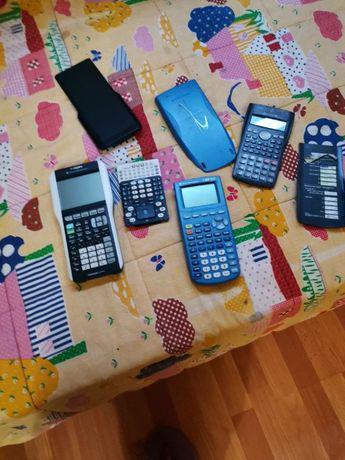 Maquinas de calcular cientificas