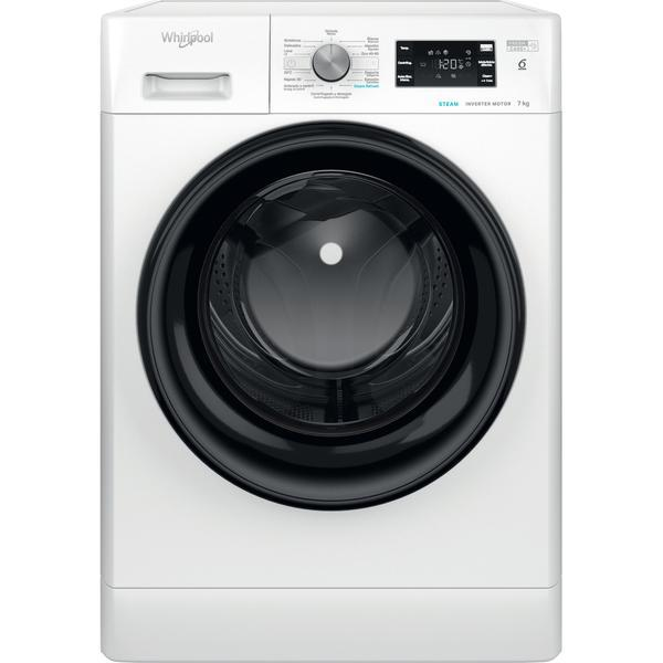 Máquina lavar roupa whirlpool ffb 7238bv pt 7kg 1200rpm