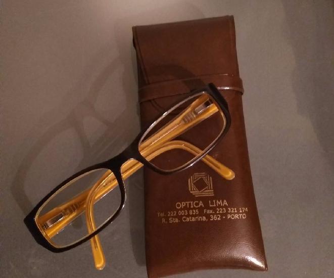 Armação óculos de senhora