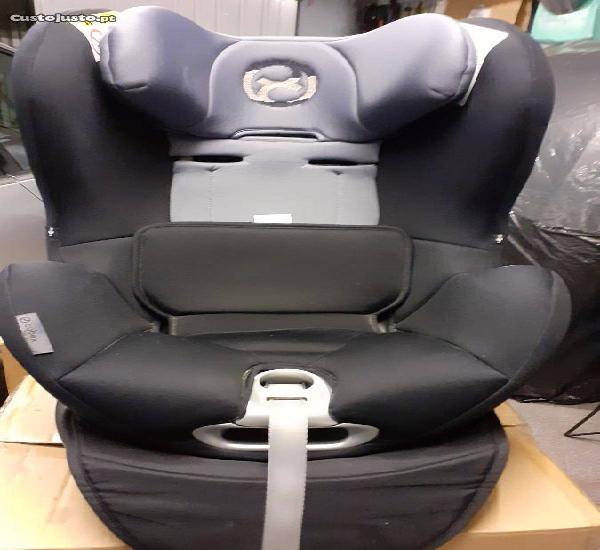 Cadeira auto cybex sirona j i size, rotativa 360