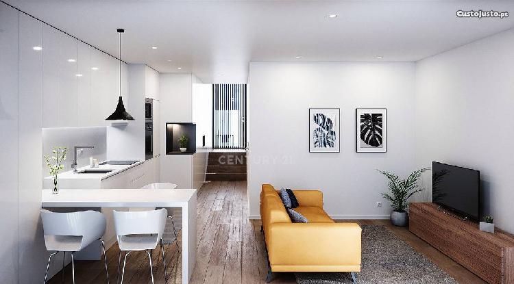 Apartamento t1 56,00 m2