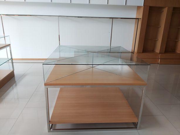 Mesa quadrada loja