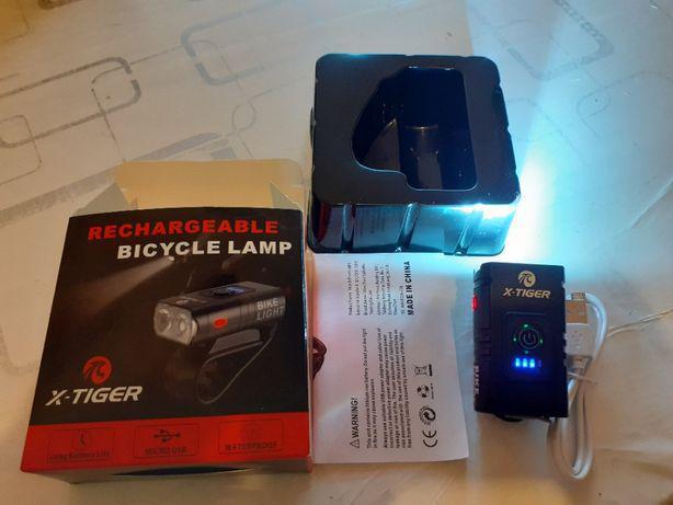 Lanterna/luz bicicleta desporto campismo caminhar correr