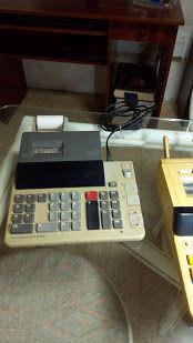 Maquinas de calcular